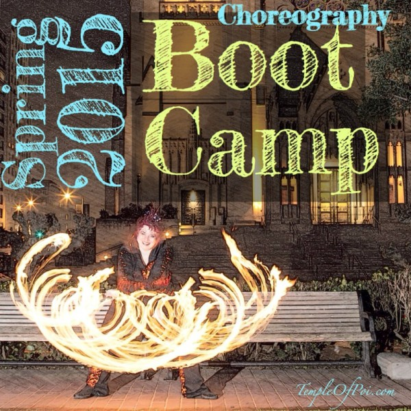 2015 Spring Choreography Boot Camp