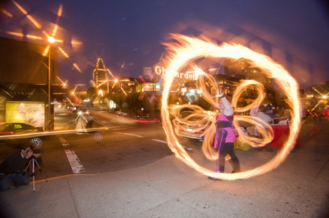 Fire Dancing Professionals
