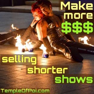 Make More Money Selling Shorter Gigs