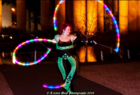 beginner poi fire dancing lessons