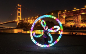 Poi Fire Dancing Classes