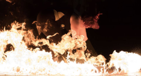 Beginner Poi Fire Dancing San Francisco Lessons