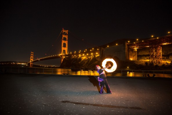 Fire Dancing Lessons